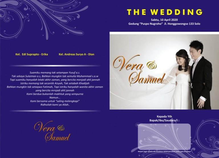 Download Format Undangan Pernikahan Dan Khitanan